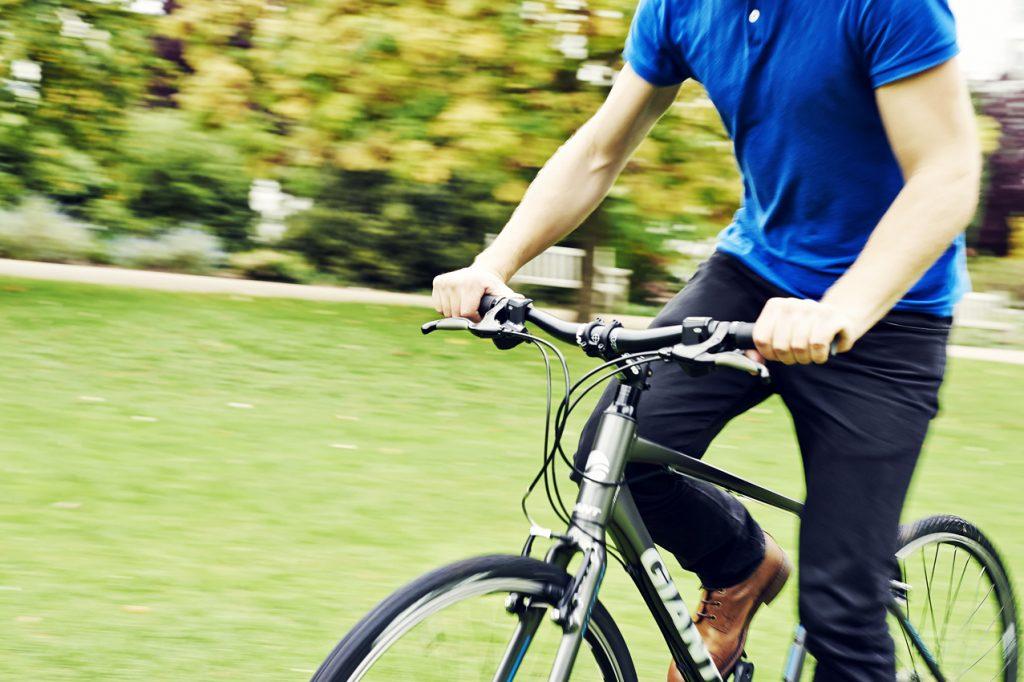Hybrid - Bike Types